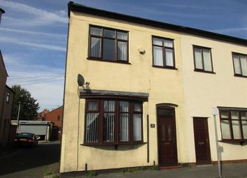 Thumbnail 3 bed semi-detached house for sale in Chapel Street, Leigh