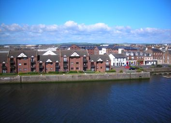 Thumbnail 2 bed flat to rent in 15 North Harbour Street, Ayr