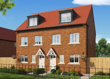 "Thumbnail 3 bed property for sale in ""The Kepwick At Woodford Grange"" at Woodford Lane West, Winsford"