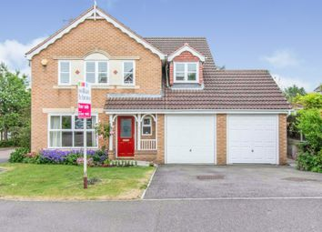 Thumbnail 5 bed detached house for sale in Harewood Drive, Bawtry, Doncaster