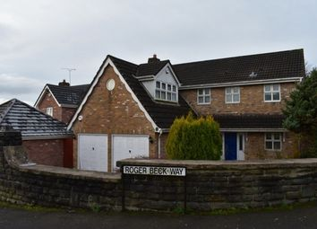 Thumbnail 4 bed detached house to rent in Roger Beck Way, Sketty, Swansea.
