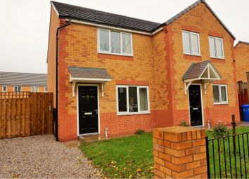 Thumbnail 1 bed semi-detached house to rent in Plymouth Grove, Manchester