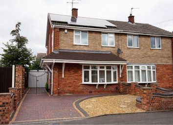 Thumbnail 3 bedroom semi-detached house for sale in Silverton Way, Wolverhampton