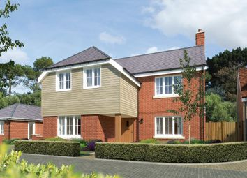 Thumbnail 3 bed detached house for sale in Plot 1, Ramley Road, Pennington, Lymington, Hampshire