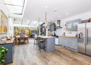 Thumbnail 4 bed terraced house for sale in Stephendale Road, Fulham, London