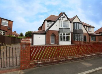Thumbnail 3 bedroom semi-detached house for sale in Cleveland View, South Bents, Sunderland