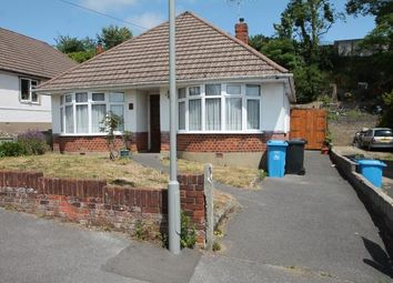 Thumbnail 2 bed detached bungalow for sale in Fortescue Road, Parkstone Poole