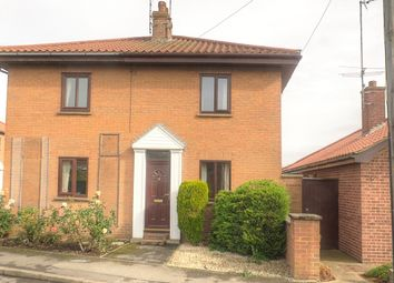 Thumbnail 2 bed semi-detached house to rent in Tangarth Court, Barton-Upon-Humber