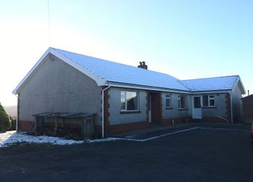 Thumbnail 3 bed bungalow to rent in Cilybebyll, Pontardawe, Swansea.