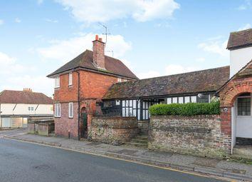 2 bed terraced house for sale in Farncombe Street, Godalming GU7