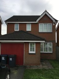 Thumbnail 3 bed detached house to rent in Limevale Way, Bradford