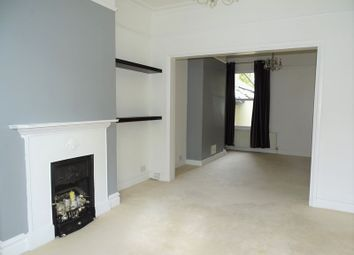 Thumbnail 4 bed terraced house to rent in Crescent Road, New Barnet, Barnet