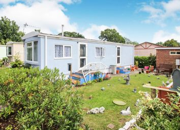 Thumbnail 1 bed mobile/park home for sale in Avondale Park, Colden Common, Winchester