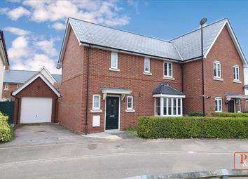 3 bed semi-detached house for sale in Corunna Drive, Colchester, Colchester CO2