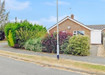 Thumbnail 3 bed detached bungalow for sale in Elm Crescent, Burgh Le Marsh, Skegness