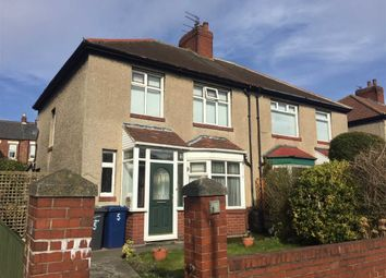 Thumbnail 3 bed semi-detached house for sale in Greta Gardens, South Shields