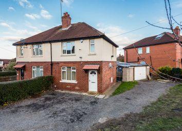 Thumbnail 3 bedroom semi-detached house for sale in Pioneer Street, Thornhill Lees, Dewsbury