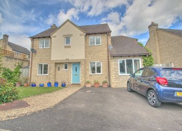 Thumbnail 4 bed detached house to rent in Sparrow Close, Chalford, Stroud