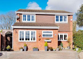 Newton Close, Ledbury HR8. 4 bed detached house for sale
