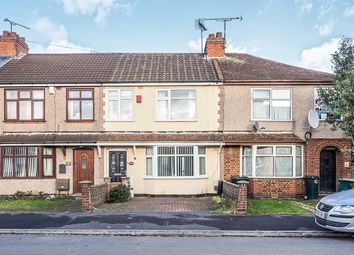 Thumbnail 3 bedroom terraced house for sale in Meadow Road, Holbrooks, Coventry