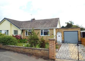 Thumbnail 2 bed bungalow for sale in Welsford Avenue, Wells