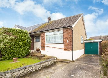 Thumbnail 2 bedroom semi-detached bungalow for sale in The Gardens, Doddinghurst, Brentwood, Essex