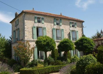Thumbnail 7 bed country house for sale in Mansle, Poitou-Charentes, 16230, France