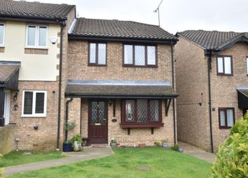 Thumbnail 3 bed end terrace house for sale in Horseshoe Crescent, Burghfield Common
