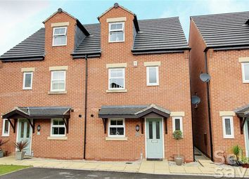Thumbnail 4 bed semi-detached house for sale in College Mews, Clowne, Chesterfield