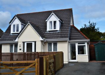Thumbnail 3 bed detached house for sale in Phernyssick Road, St Austell