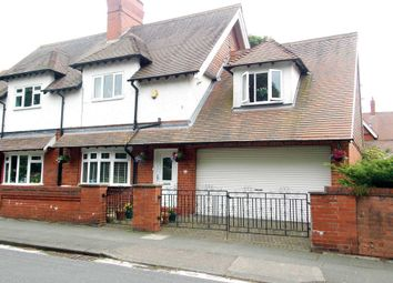 Thumbnail 3 bed semi-detached house for sale in Cleveland Terrace, Darlington