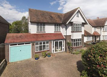 Thumbnail 6 bed detached house for sale in Sandhurst Road, Sidcup, Kent