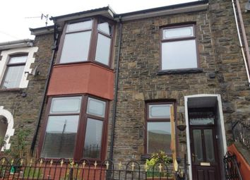 Thumbnail 4 bed terraced house for sale in Pleasant View, Tylorstown