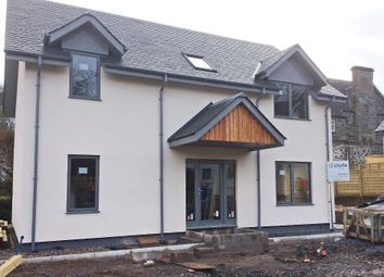 Thumbnail 4 bed detached house for sale in The Tummel, Perth Road, Little Dunkeld
