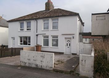 Thumbnail 3 bedroom semi-detached house to rent in Fleswick Avenue, Whitehaven