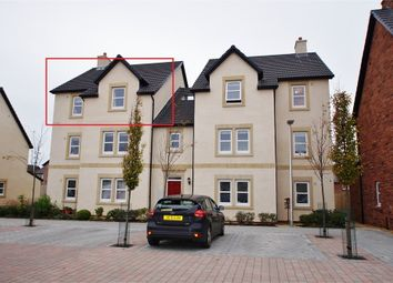 Thumbnail 2 bed flat for sale in Bishops Way, Dalston, Carlisle, Cumbria