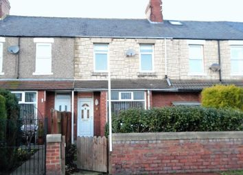Thumbnail 3 bed terraced house to rent in Whitsun Gardens, Bedlington