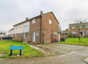 Thumbnail 3 bed semi-detached house for sale in Mark Hall Moors, Harlow
