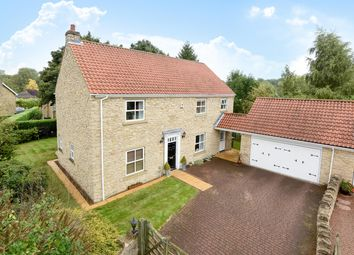 Thumbnail 4 bed detached house for sale in Main Street, Monk Fryston, Leeds