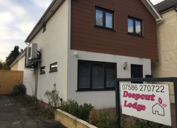 Thumbnail Hotel/guest house for sale in Deepcut Bridge Road, Deepcut, Camberley