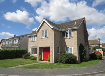 Thumbnail 5 bedroom detached house for sale in Nicholson Court, Newton, Sudbury