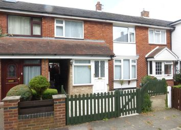 Thumbnail 3 bed terraced house for sale in Fox Road, Stevenage