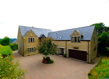 Thumbnail 7 bed detached house for sale in Bushey Wood Grove, Sheffield, South Yorkshire