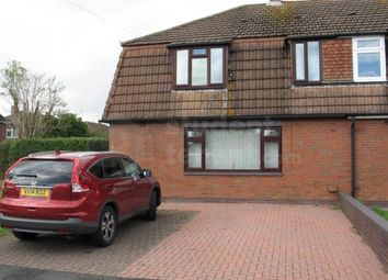 Thumbnail Room to rent in Norfolk Close, Worcester, Worcestershire