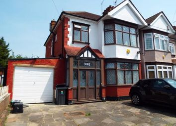 Thumbnail 3 bed end terrace house for sale in Gants Hill, Essex
