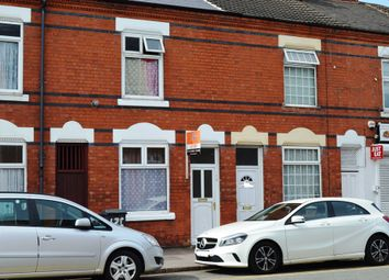 Thumbnail 2 bed terraced house to rent in St Saviours Road, Leicester