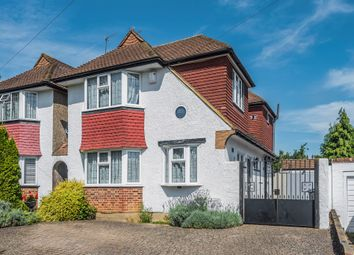 Thumbnail 4 bed link-detached house for sale in Fir Grove, New Malden