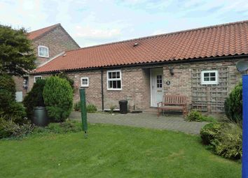 Thumbnail 1 bed bungalow to rent in Smithy Yard, Wragby, Lincolnshire