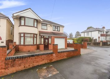 Thumbnail 3 bed detached house for sale in Lyttleton Avenue, Halesowen