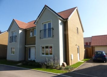 Thumbnail 5 bed detached house to rent in Bounty Grove, Exeter